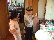 日本滞在紀 第十一章 飛騨でスコッツ3姉妹 別れ _c0027188_113787.jpg