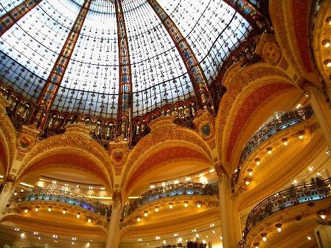 パリ 2006:5日目(5/8) アールヌーヴォーとアールデコと夜景_a0039199_2156043.jpg