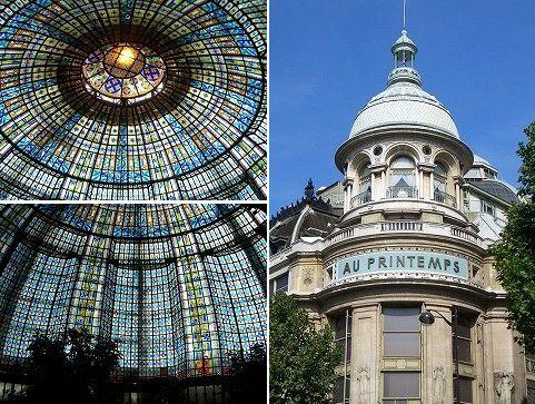 パリ 2006:5日目(5/8) アールヌーヴォーとアールデコと夜景_a0039199_21584335.jpg