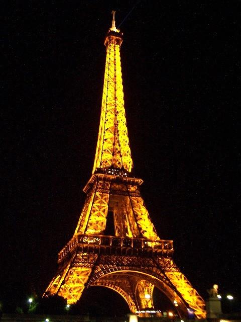パリ 2006:5日目(5/8) アールヌーヴォーとアールデコと夜景_a0039199_2224366.jpg
