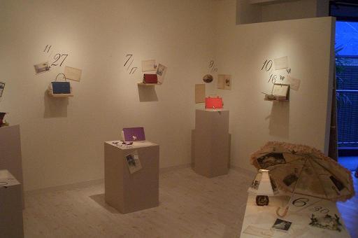 「ヨダ ヒデミ」個展の取材に行ってきました_d0069649_22251378.jpg