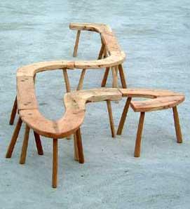 ★オランダ人木彫刻家Jan Peter Langkampの作品(゚゚;)_a0028694_8373755.jpg