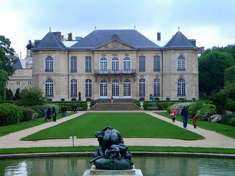 パリ 2006:6日目(5/9) ロダン美術館&アンヴァリッド_a0039199_1651422.jpg