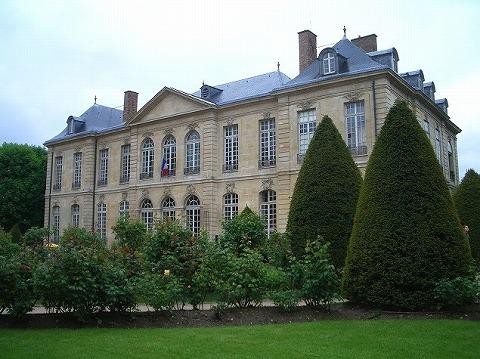 パリ 2006:6日目(5/9) ロダン美術館&アンヴァリッド_a0039199_16523887.jpg