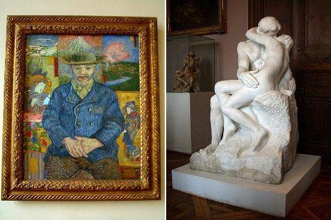パリ 2006:6日目(5/9) ロダン美術館&アンヴァリッド_a0039199_16525146.jpg