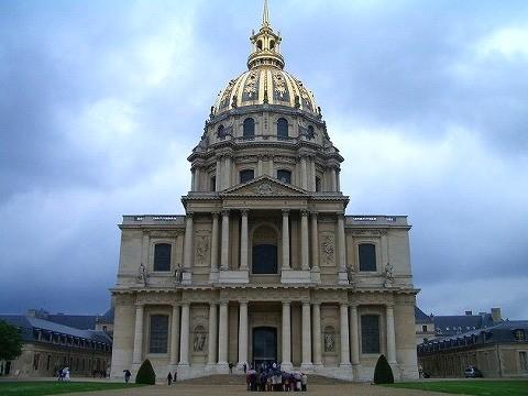 パリ 2006:6日目(5/9) ロダン美術館&アンヴァリッド_a0039199_1654198.jpg