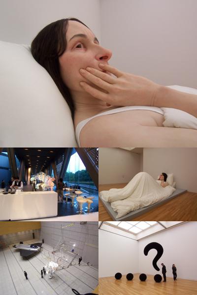 カルティエ現代美術コレクション展_c0009877_18434231.jpg