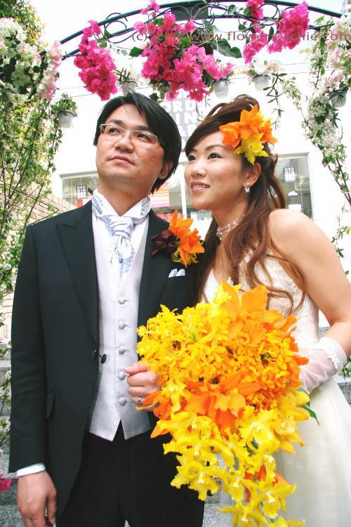 ブーゲンビリアの花嫁さま_a0042928_2134680.jpg