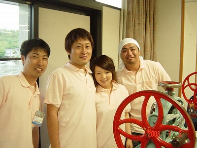 2006年度岩手ブロック会員大会in奥州えさし_e0075103_6574863.jpg