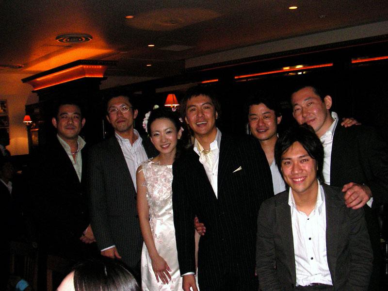 ケンタの結婚式_f0053060_1353386.jpg