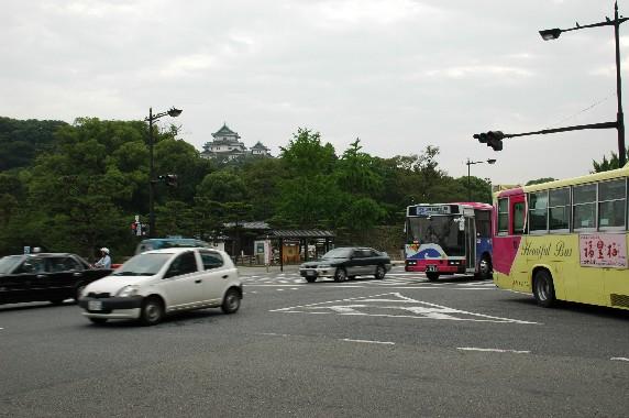 和歌山城の外周を歩こう  1_b0093754_22381822.jpg