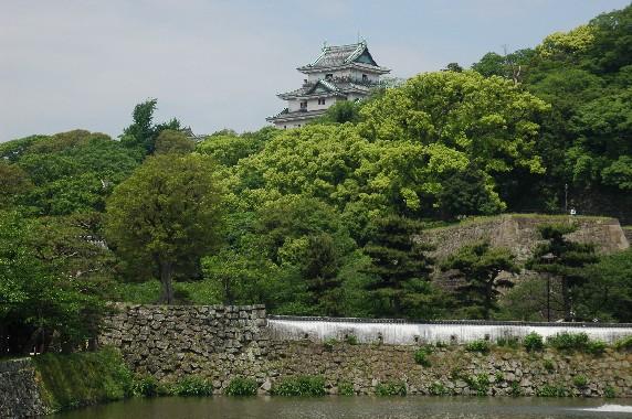 和歌山城の外周を歩こう  1_b0093754_22391973.jpg