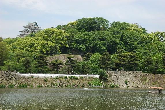 和歌山城の外周を歩こう  2_b0093754_22282943.jpg