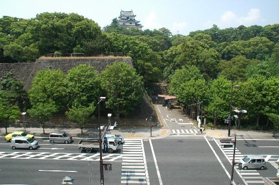 和歌山城の外周を歩こう  2_b0093754_22295898.jpg