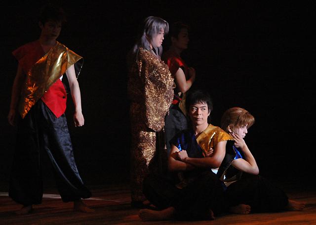 劇団小町・龍 開幕しました_f0079071_14511850.jpg