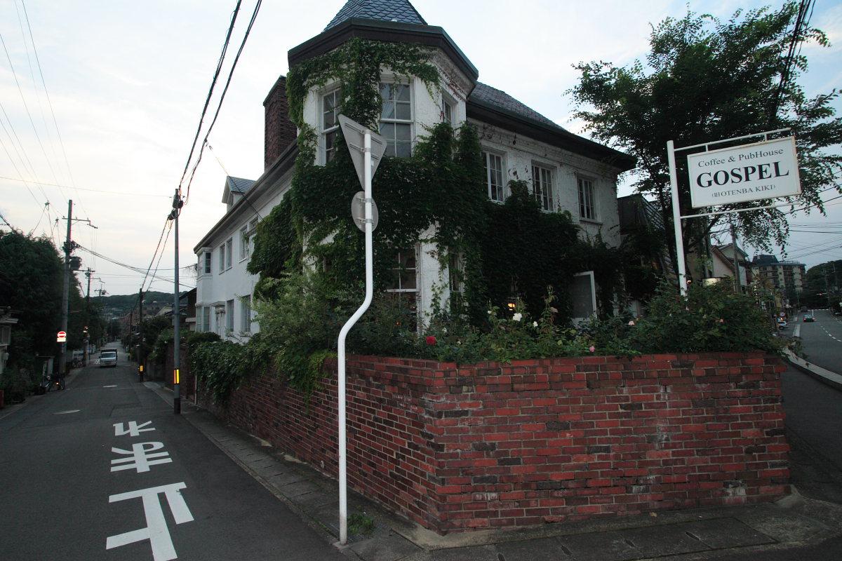 京都 旧OTENBA KIKI  <GOSPEL>_f0021869_044797.jpg