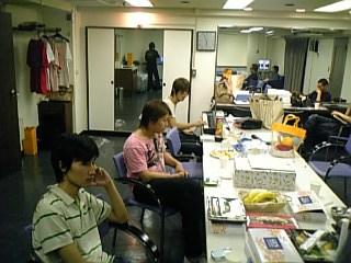 7月6日 ぶ・ぶ・ぶ・ぶ武道館 Part2  _c0068174_1872264.jpg