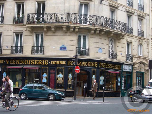 ■レンヌ通り(パリ6区75006)のパン屋_a0014299_0581766.jpg