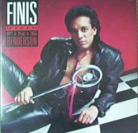 Finis Henderson 「Finis Henderson」(1983)_c0048418_8281616.jpg