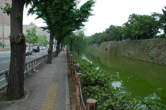和歌山城の外周を歩こう  4_b0093754_1232431.jpg