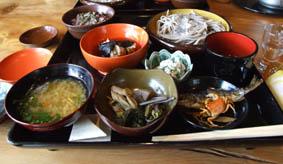 和歌山県清水の「香料理庵 紅葉」_e0002086_5511514.jpg
