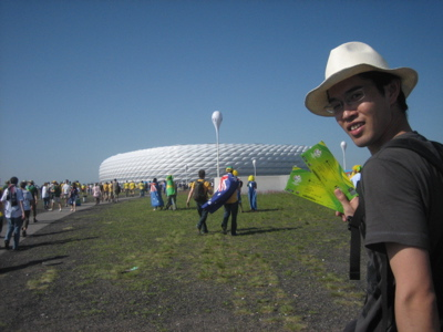 World cup in Munich / Brazil vs Australia_b0046388_4575823.jpg