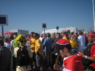 World cup in Munich / Brazil vs Australia_b0046388_4594950.jpg