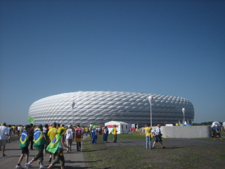 World cup in Munich / Brazil vs Australia_b0046388_515145.jpg