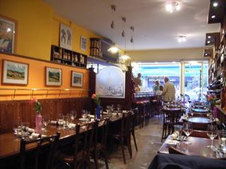 パリのレストラン レ・パピーユ_a0079995_156097.jpg