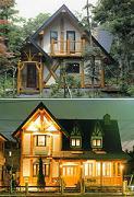 ソキュアス、アルファフォアの完全自由設計ログハウス「ポスト&ビーム」を販売 東京都八王子市_f0061306_10484553.jpg