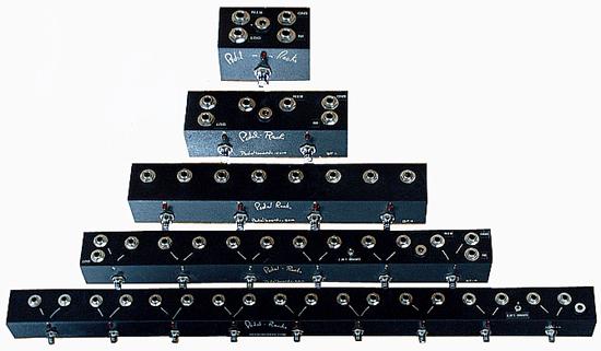 Pedal Racks の True Bypass Strip_e0053731_184012100.jpg