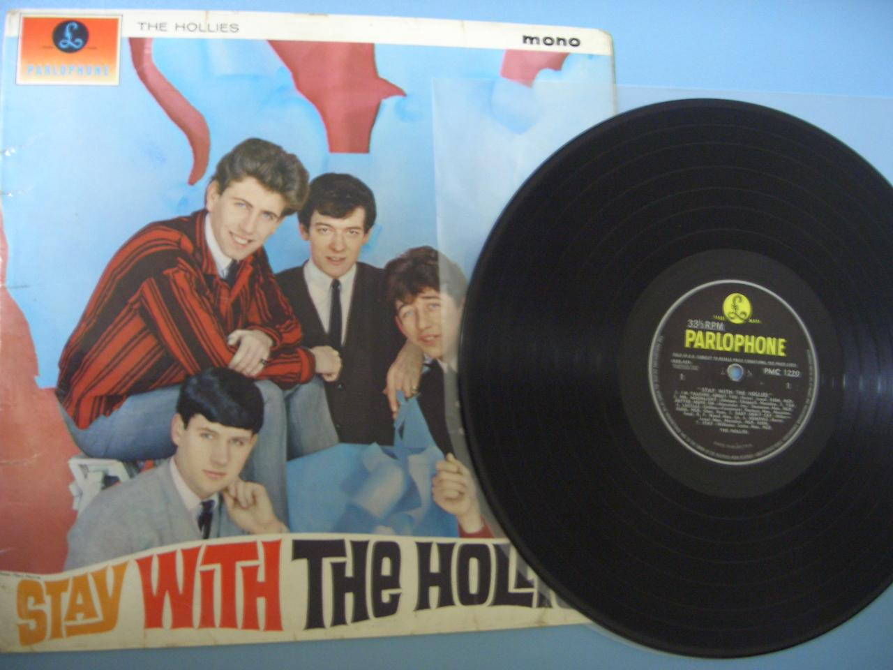 HOLLIES / STAY WITH THE HOLLIES & SING DYLAN_c0062649_21134449.jpg