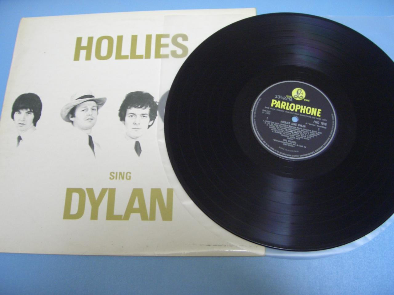 HOLLIES / STAY WITH THE HOLLIES & SING DYLAN_c0062649_21252354.jpg