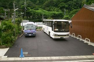 駐車場を増設しました。_c0078659_17285334.jpg