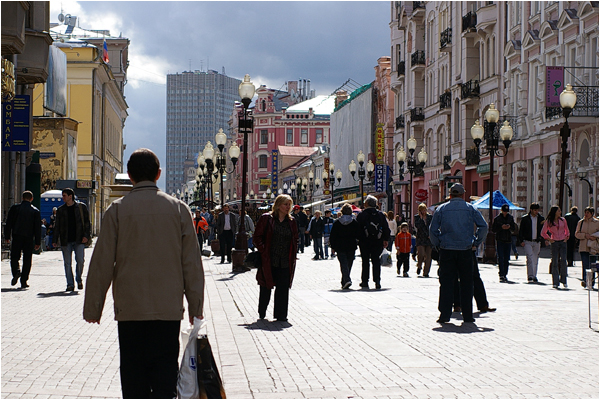 モスクワ2日目 赤の広場_b0036326_18151128.jpg
