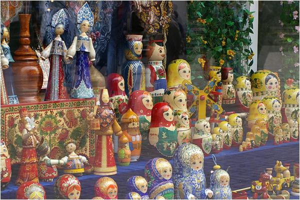 モスクワ2日目 赤の広場_b0036326_1817225.jpg