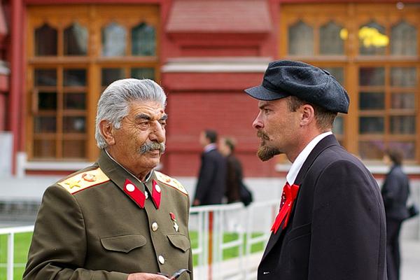 モスクワ2日目 赤の広場_b0036326_1822205.jpg