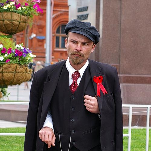 モスクワ2日目 赤の広場_b0036326_18224824.jpg