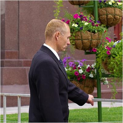 モスクワ2日目 赤の広場_b0036326_18255826.jpg