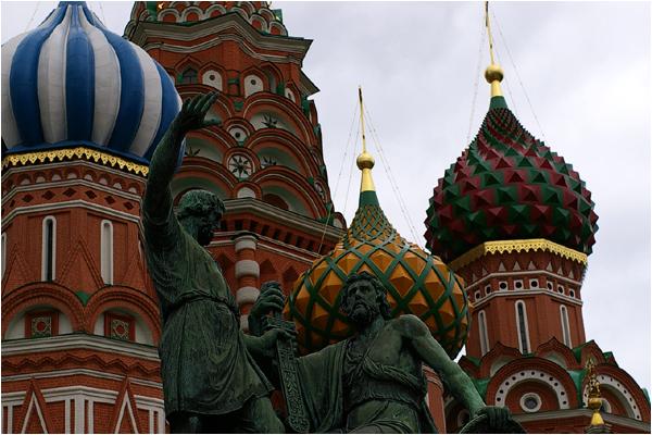 モスクワ2日目 赤の広場_b0036326_18285566.jpg