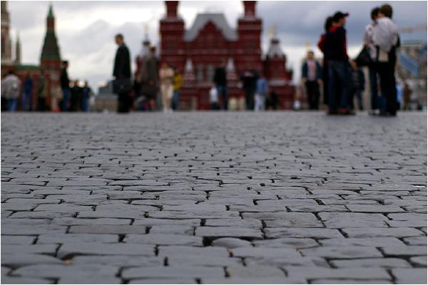 モスクワ2日目 赤の広場_b0036326_18291232.jpg