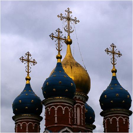 モスクワ2日目 赤の広場_b0036326_1838311.jpg