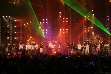『Animelo Summer Live 2006 -OUTRIDE-』ライブレポート_e0025035_1621356.jpg