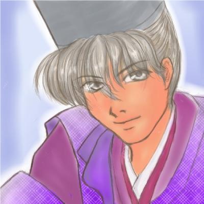 鷹男(宗平親王)_b0020862_0183615.jpg