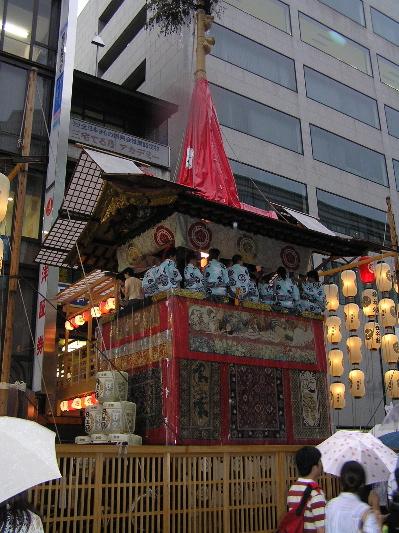 祇園祭 宵山1_e0048413_22453852.jpg