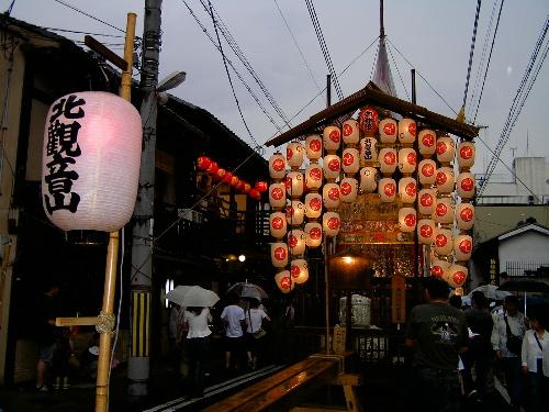 祇園祭 宵山1_e0048413_22481267.jpg