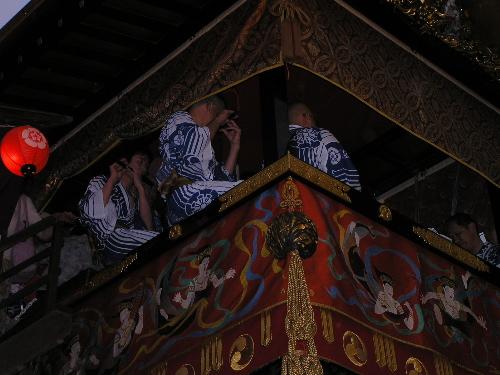 祇園祭 宵山1_e0048413_22483577.jpg