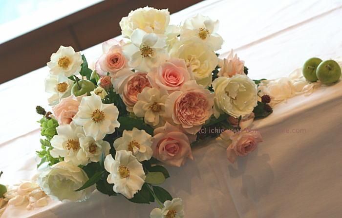 新宿 サザンタワー様の装花_a0042928_19374158.jpg