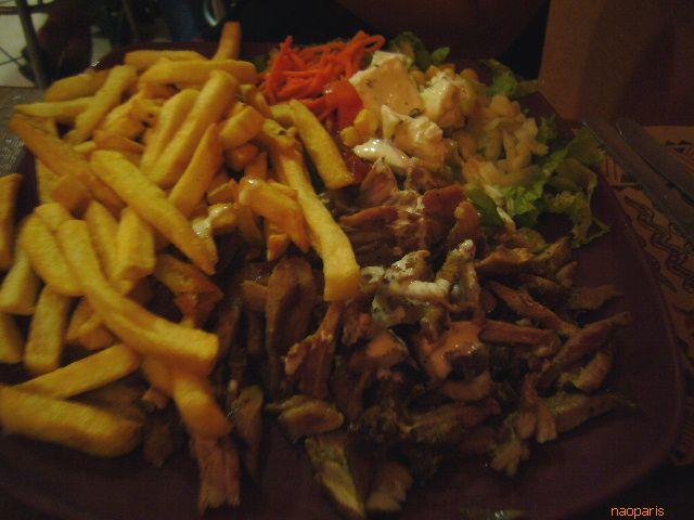 ■久しぶりのアラブ料理(ボルドー)_a0014299_2255968.jpg