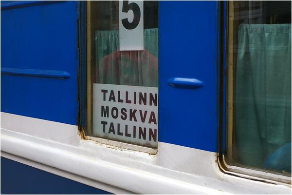 モスクワ3日目  エストニア・タリン行き寝台列車_b0036326_1544938.jpg